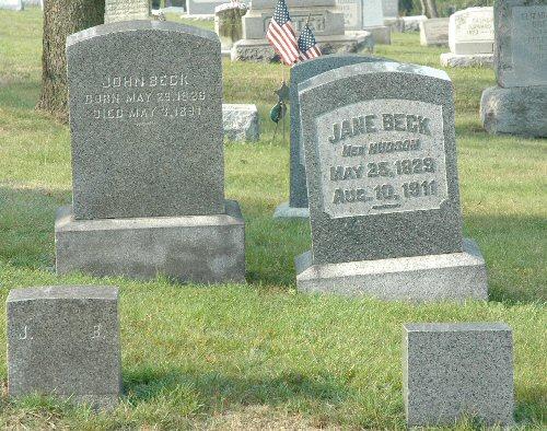 Jane <i>Hudson</i> Beck