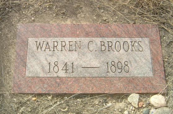 Warren C Brooks