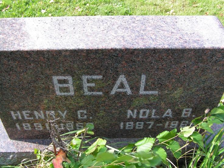 Nola Blanche <i>Hollenback</i> Beal