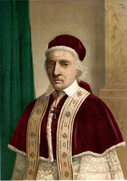 Pope Clement, XII