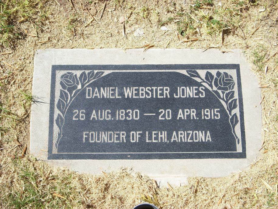 Daniel Webster Jones