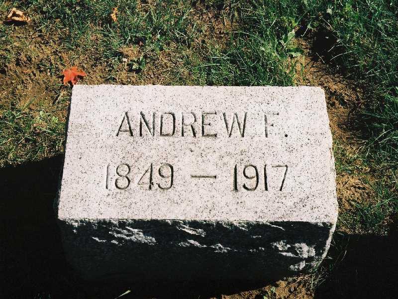 Andrew Fredrick Carlson