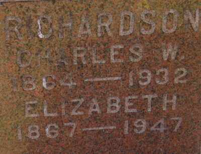 Charles William Richardson