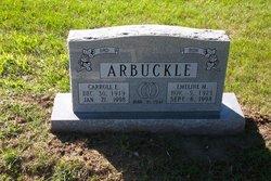 Emeline M. <i>Danzer</i> Arbuckle