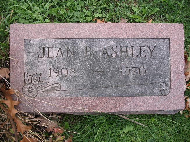 Jean B. <i>Borowski</i> Ashley