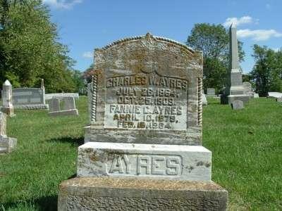Fannie C. <i>Eads</i> Ayres