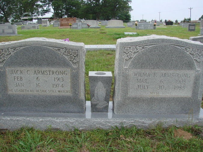 Wilma Fayene <i>Green</i> Armstrong