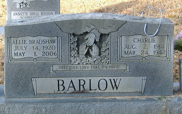 Charles H. Charlie Barlow