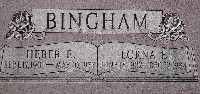 Heber Erastus Bingham