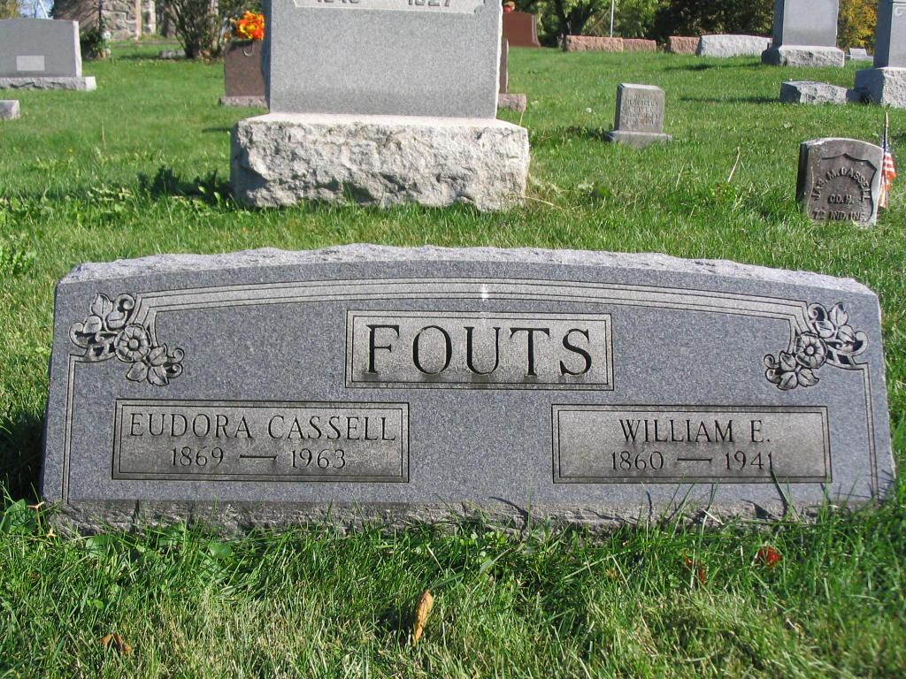 William Eli Fouts