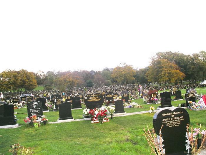 Saint Helens Cemetery and Crematorium