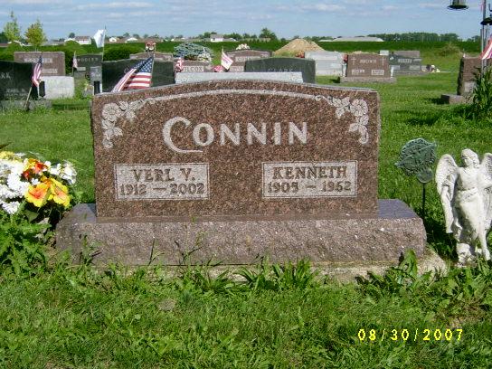Verl V Connin