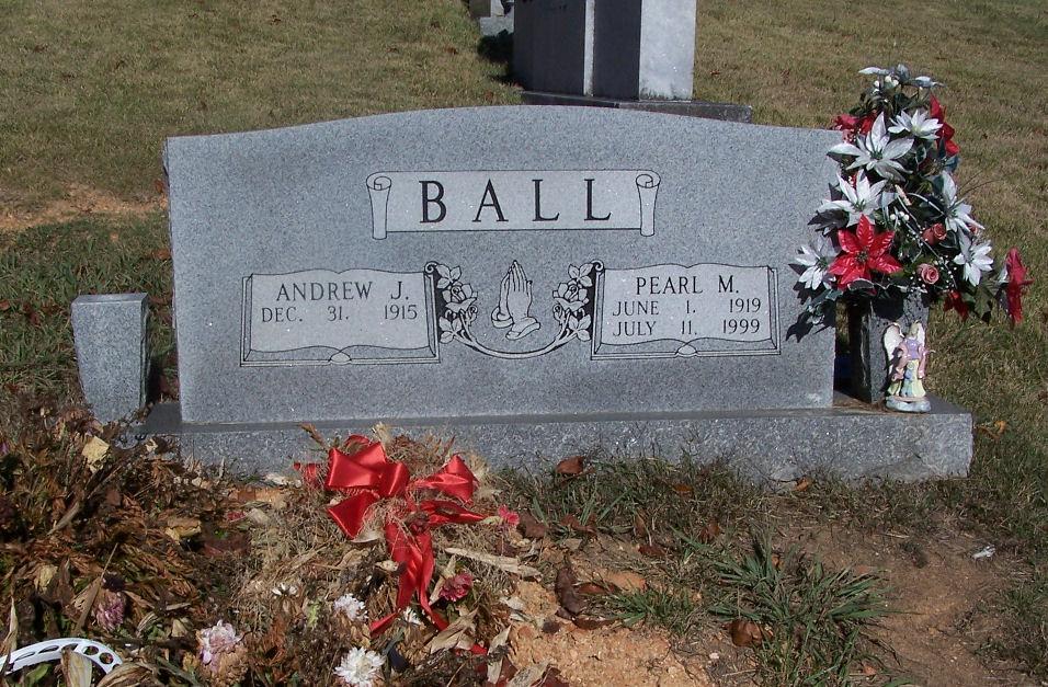 Andrew James Ball