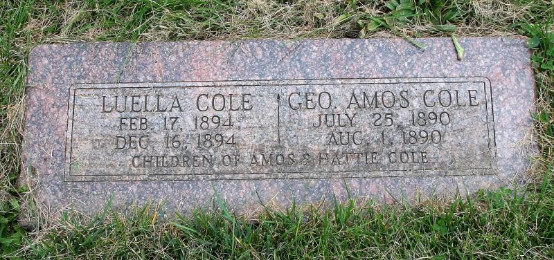 Luella Cole