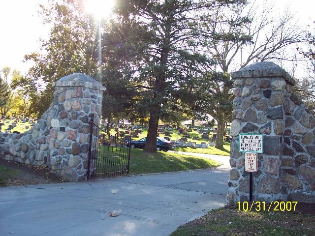 Carroll City Cemetery