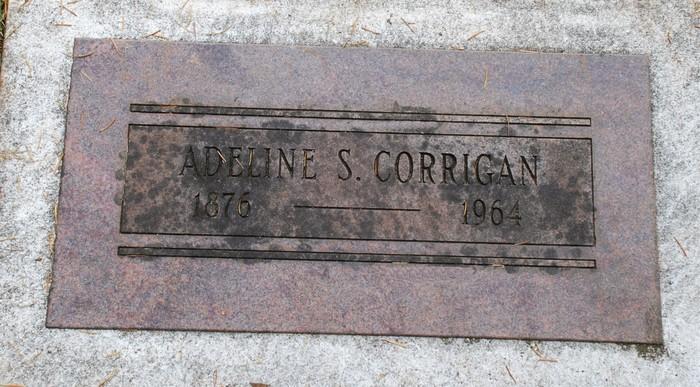 Adeline Sophia <i>Olson</i> Corrigan