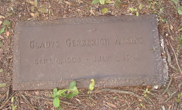 Gladys Margurite <i>Gerberich</i> Atkins