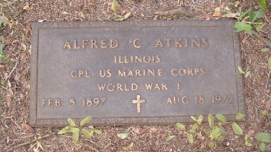 Alfred Clarence Bud Atkins