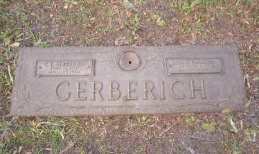 Clarence Elmer C. E. Gerberich
