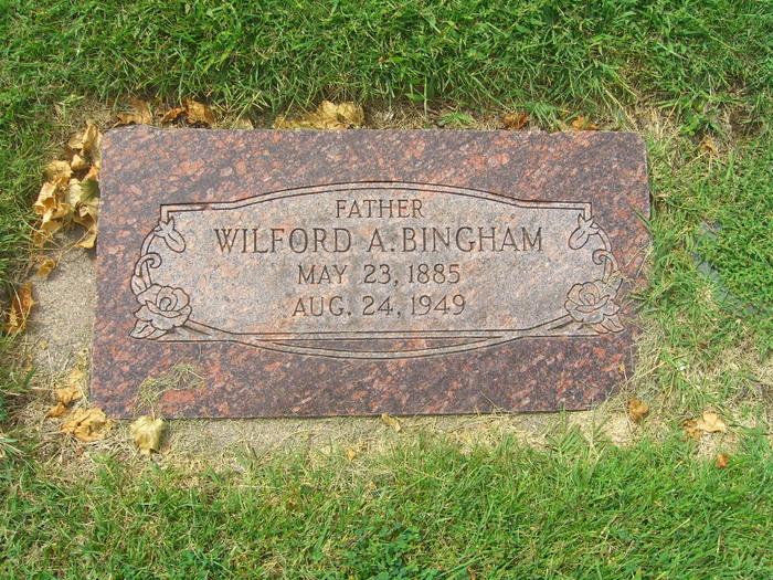 Wilford Albertus Bingham