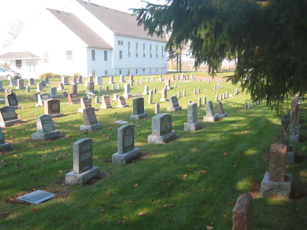 Maple View Mennonite Cemetery