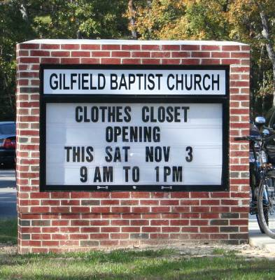 Gilfield Baptist Church