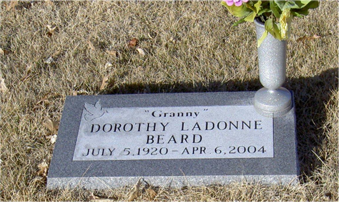 Dorothy LaDonne <i>Beckman</i> Beard