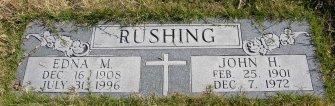John Henry Rushing