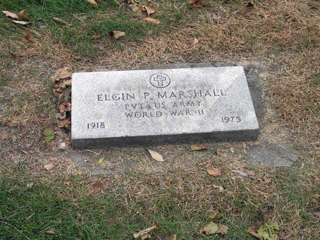 Elgin Porter Marshall