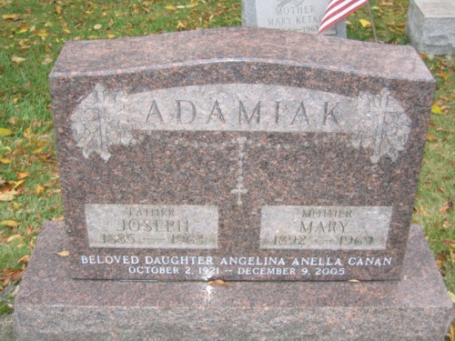 Joseph Adamiak