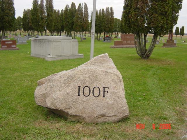 La Fontaine IOOF Cemetery