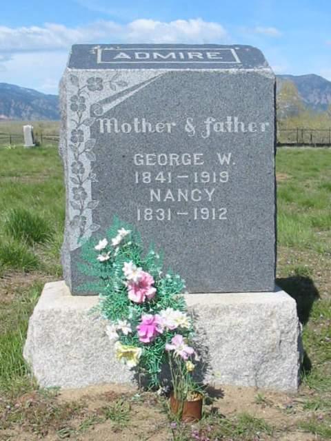 George Wilson Admire