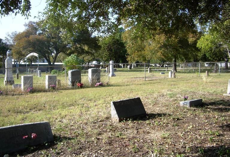 Western Heights Cemetery