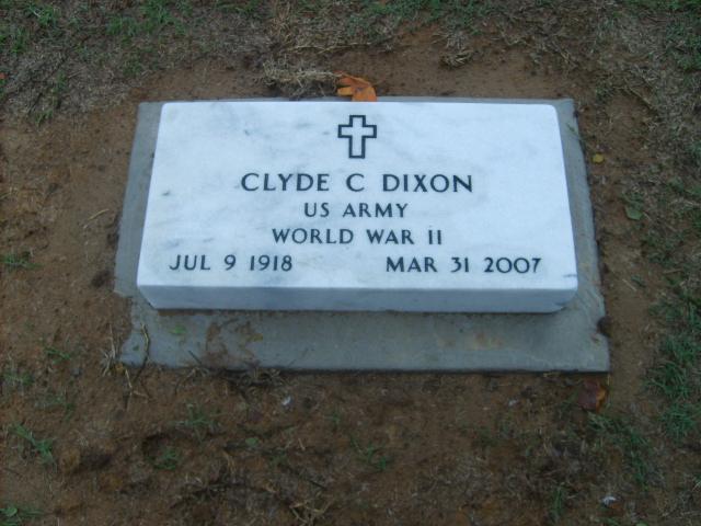 Clyde C. Dixon