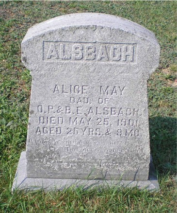 Alice May Alsbaugh