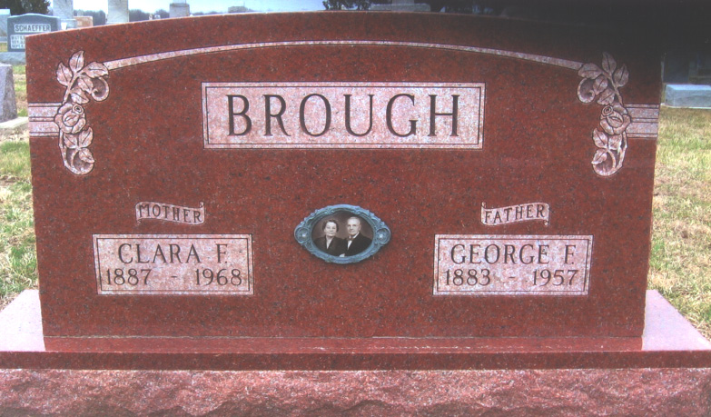 George Franklin Brough