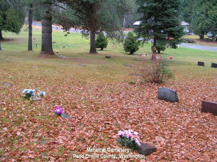Metaline Cemetery