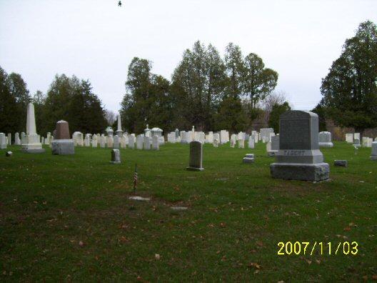 Shelburne Village Cemetery