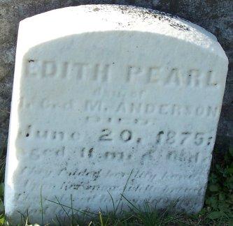 Edith Pearl Anderson