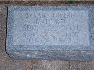 Sarah Lorene Heathcott