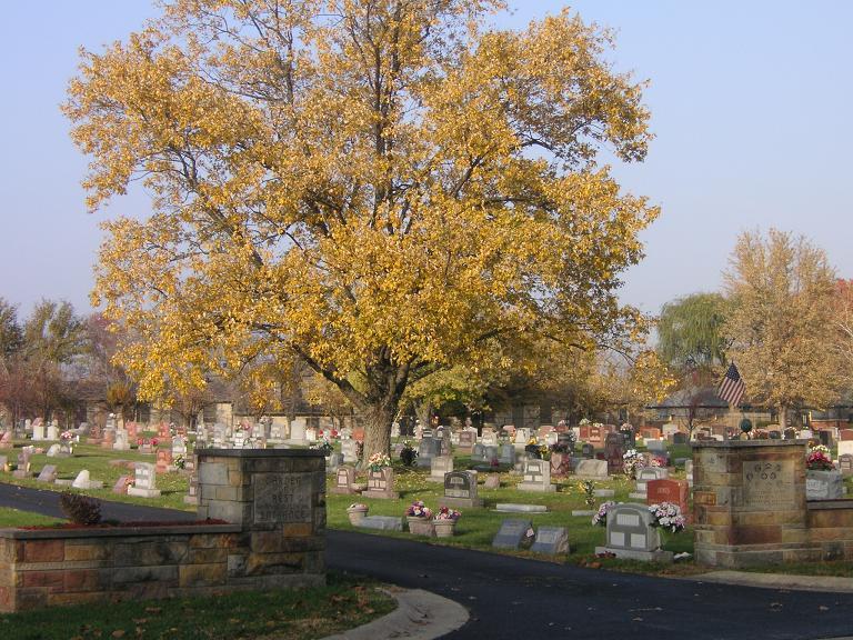 Brownsburg Cemetery