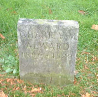 Charity M. <i>Harned</i> Alward