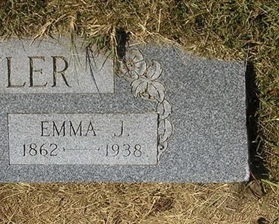 Emma J. <i>Nalley</i> Fowler