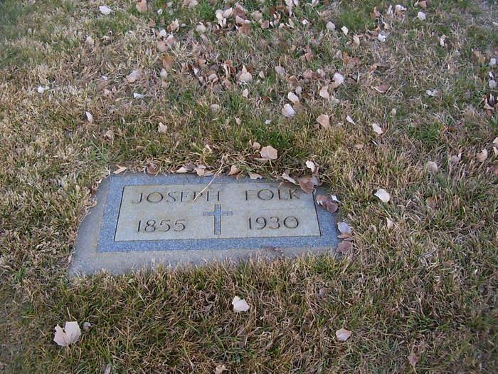 Joseph Folk