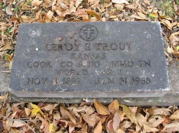 Leroy Earnest Trout