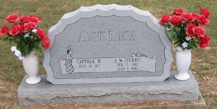 Captola H. <i>Conner</i> Andrew