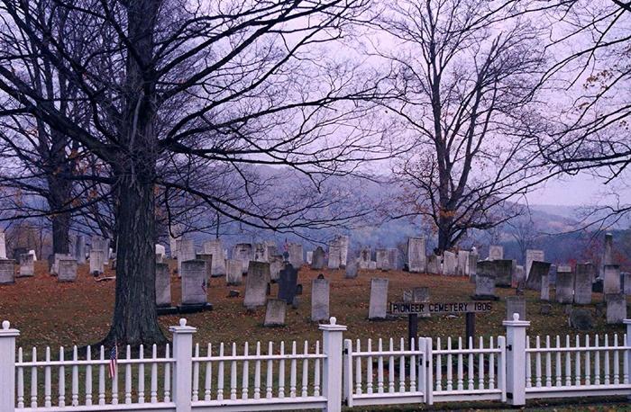 Prattsburgh Pioneer Cemetery