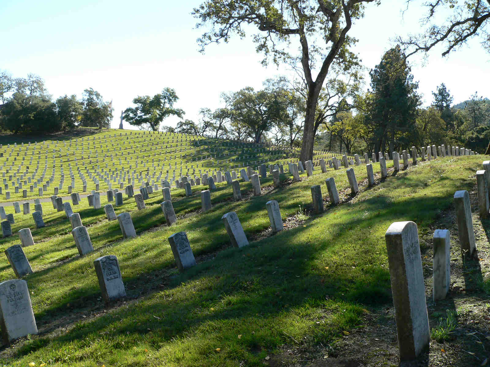Veterans Memorial Grove Cemetery