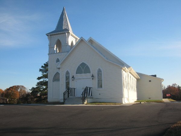 Mount Harmony United Methodist Church Cemetery in Owings