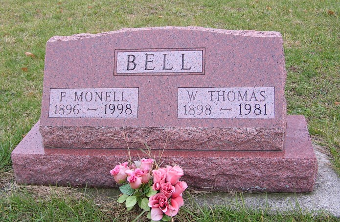 F Monell Bell